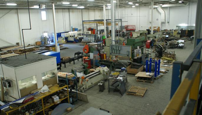 Metal Fabrication Shop 4 Way Metal Fabricators